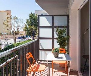 Apartamento   Rincón de la Victoria para 4 personas con lavavajillas p0