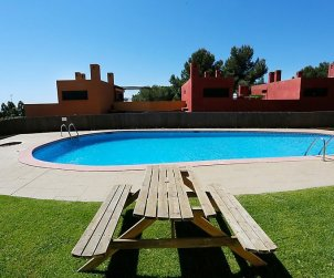 Villa   Torredembarra para 6 personas con piscina comunitaria p1