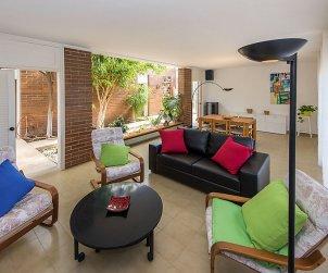 Villa   Creixell para 6 personas con lavadora p0