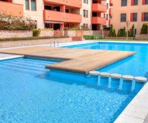 Apartamento   Lloret del Mar para 5 personas con piscina comunitaria p2