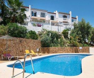 Villa   Nerja para 5 personas con piscina privada p0