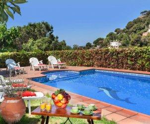 Villa   Lloret del Mar para 15 personas con piscina privada p1