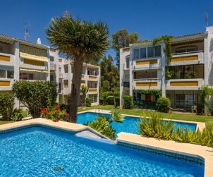 Apartamento   Mijas para 6 personas con piscina comunitaria p0