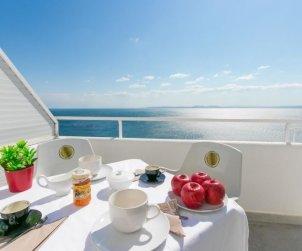 Villa   Rosas para 6 personas con panorámicas al mar p1