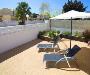 Villa   Calpe para 8 personas con piscina comunitaria p1