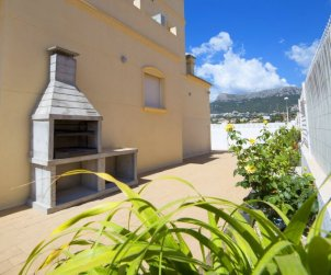 Villa   Calpe para 8 personas con piscina comunitaria p2