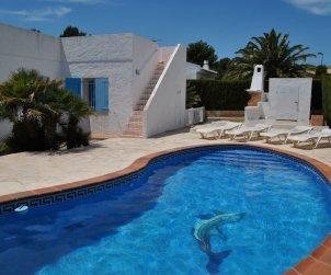 Villa   Ametlla de Mar para 9 personas con piscina privada protegida y alrededor del mar p2