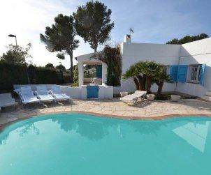 Villa   Ametlla de Mar para 9 personas con piscina privada protegida y alrededor del mar p0