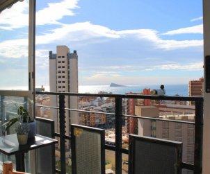 Apartamento   Benidorm para 2 personas con piscina comunitaria p2