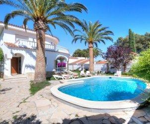 Villa   Miami Platja para 8 personas con piscina privada p0
