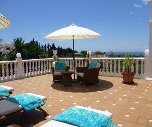 Villa   Marbella para 6 personas con piscina privada p0