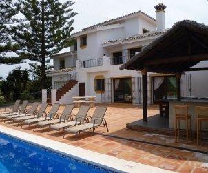 Villa   Marbella para 10 personas con piscina privada p0