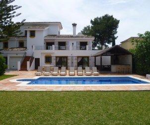 Villa   Marbella para 10 personas con piscina privada p1