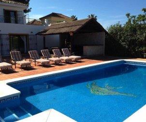 Villa   Marbella para 10 personas con piscina privada p2