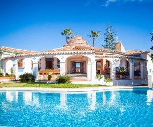 Villa   Rincón de la Victoria para 6 personas con piscina privada p0
