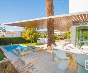 Villa   Benissa para 6 personas con piscina privada, internet y aere acondicionado p1