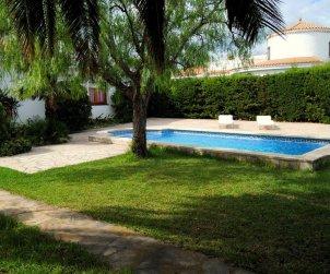 Villa  en Ametlla de Mar  para 6 personas con piscina privada  p1