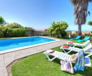 Villa   Lloret del Mar para 12 personas con piscina privada p2