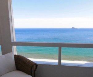 Apartamento   Benidorm para 6 personas con panorámicas al mar p0
