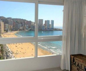 Apartamento   Benidorm para 6 personas con panorámicas al mar p1