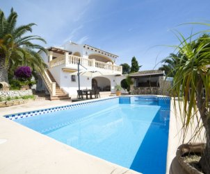 Villa   Benissa para 6 personas con piscina privada p1