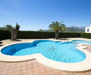 Villa   Calpe para 6 personas con piscina comunitaria p0