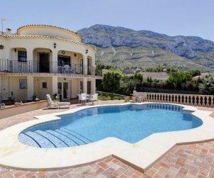 Villa   Denia para 6 personas p0