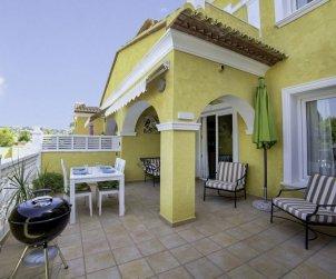 Villa   Calpe para 4 personas con piscina comunitaria p1