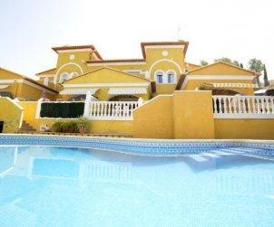 Villa   Calpe para 4 personas con piscina comunitaria p2