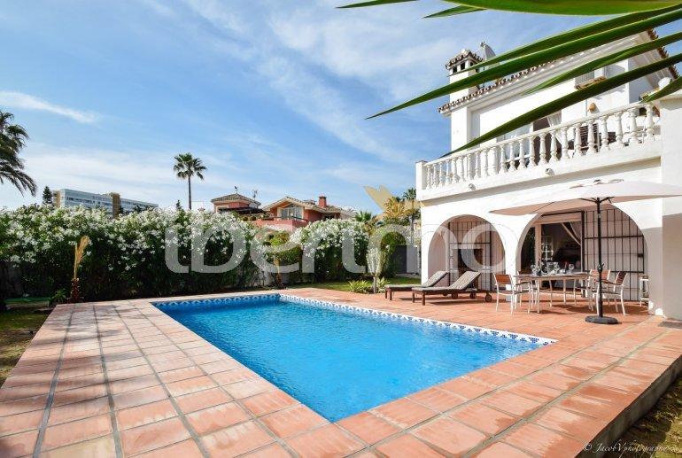 Villa   Marbella para 6 personas con panorámicas vista mar p21
