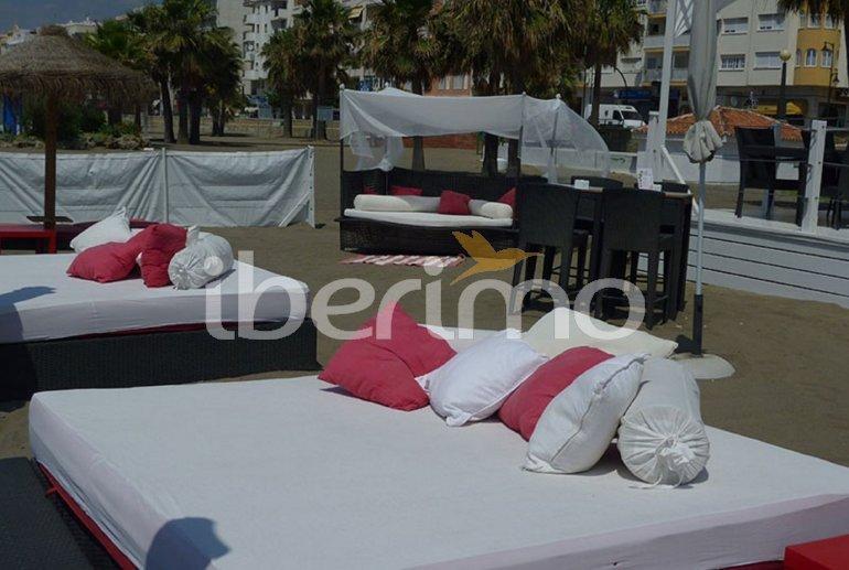Apartamento   Marbella para 6 personas con piscina comunitaria p17