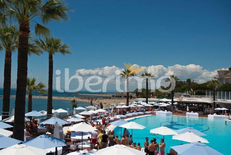 Apartamento   Marbella para 6 personas con piscina comunitaria p22