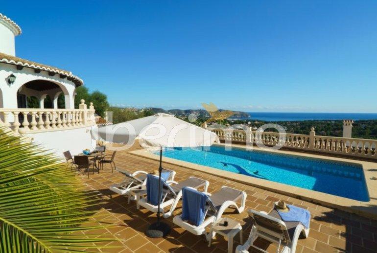 Villa   Moraira para 9 personas con piscina privada p1