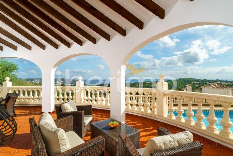 Villa   Moraira para 9 personas con piscina privada p6