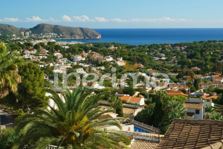 Villa   Moraira para 9 personas con piscina privada p7