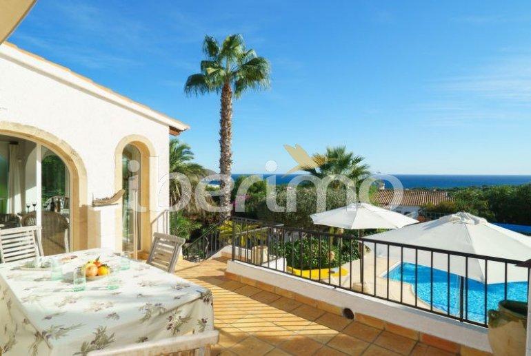 Villa   Moraira para 4 personas con piscina privada p3