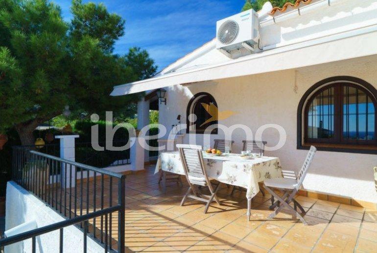 Villa   Moraira para 4 personas con piscina privada p4
