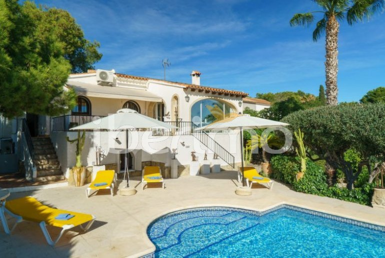 Villa   Moraira para 4 personas con piscina privada p5