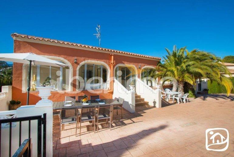 Gran villa  en Calpe  para 16 personas con piscina privada e internet  p16