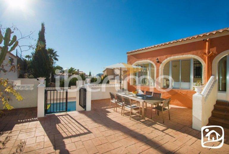 Gran villa  en Calpe  para 16 personas con piscina privada e internet  p3