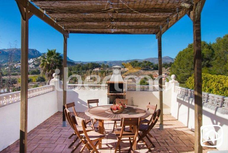 Gran villa  en Calpe  para 16 personas con piscina privada e internet  p4