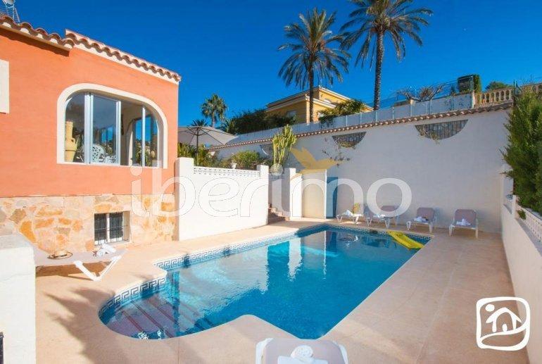 Gran villa  en Calpe  para 16 personas con piscina privada e internet  p1