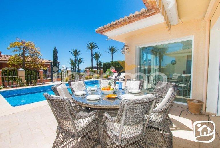 Villa  en Moraira  para 6 personas con piscina privada, vista mar y aire acondicionado  p10