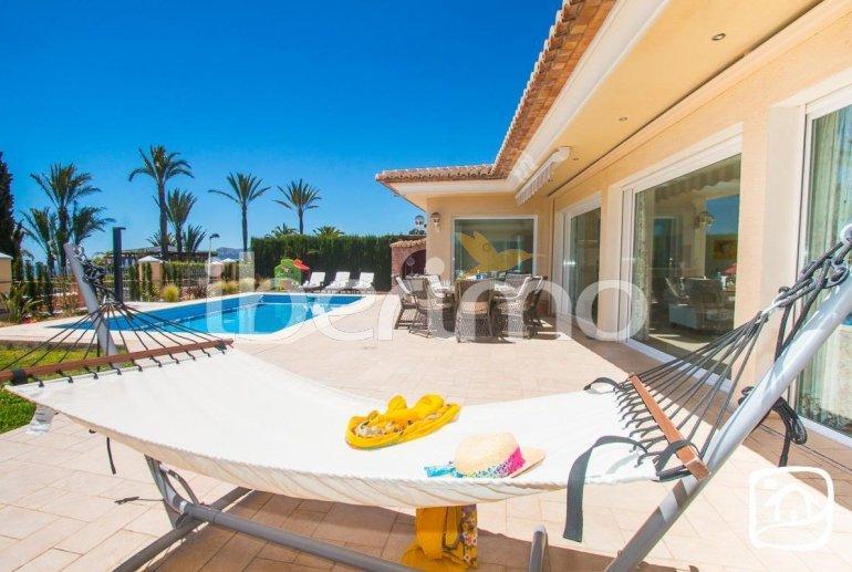 Villa  en Moraira  para 6 personas con piscina privada, vista mar y aire acondicionado  p1