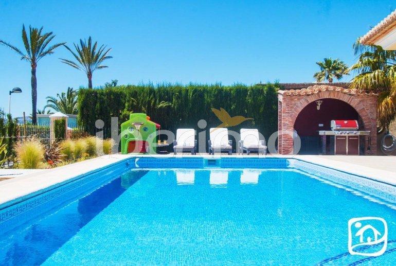 Villa  en Moraira  para 6 personas con piscina privada, vista mar y aire acondicionado  p4