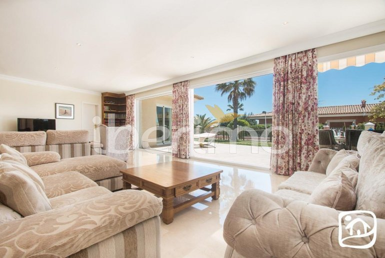 Villa  en Moraira  para 6 personas con piscina privada, vista mar y aire acondicionado  p6