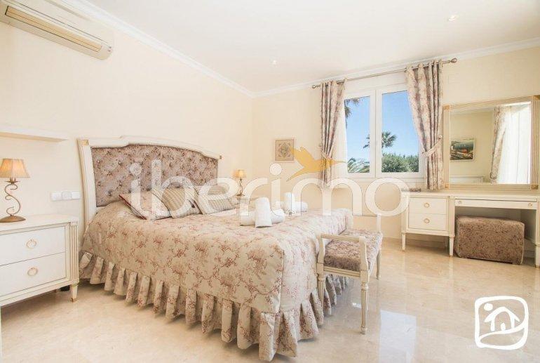 Villa  en Moraira  para 6 personas con piscina privada, vista mar y aire acondicionado  p8
