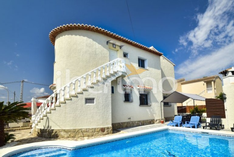 Villa   Denia para 12 personas con piscina privada p0