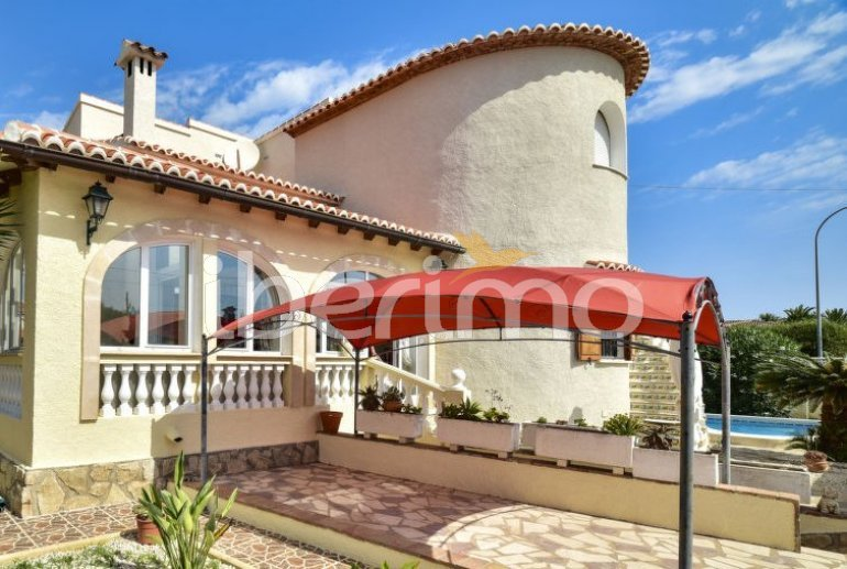 Villa   Denia para 12 personas con piscina privada p1