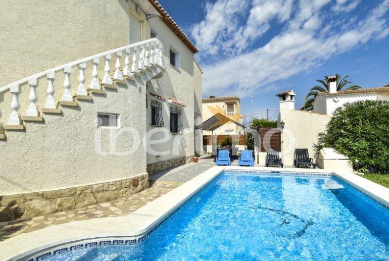 Villa   Denia para 12 personas con piscina privada p2